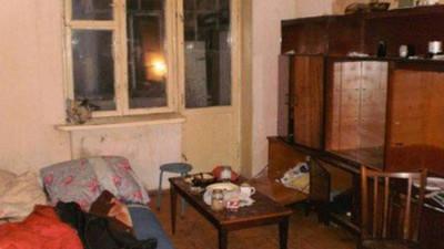 разбитая квартира