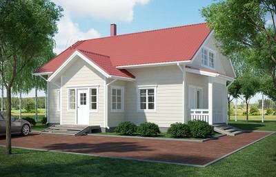 фото дома к статье покупка дома в Балахне